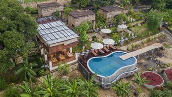 Kabeh Jati Garden Villa & Restaurant Bali - Deluxe Double Room Last Minute