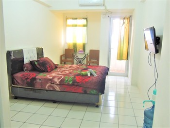Reva Room on Gunung Putri Square Apartment Bogor - Studio Room Only NR Minimum Stay 2 Nights