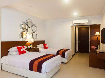ZenRooms Tanjung Benoa Pratama Bali - Double Room With Breakfast Regular Plan