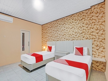 OYO 90399 Box House Bandar Lampung - Standard Twin Room Promotion