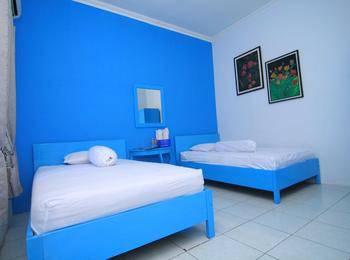 Hotel Boegenviel Syariah Lamongan Lamongan - Standard AC plus Room Regular Plan