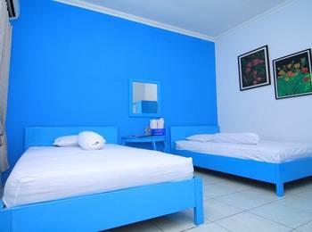 Hotel Boegenviel Syariah Lamongan Lamongan - Standard Fan Room Regular Plan