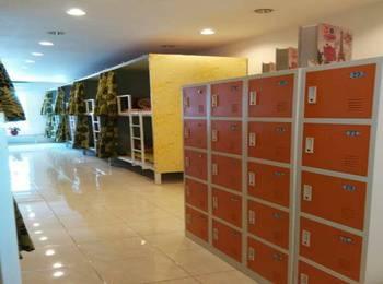 Butik Capsule Hostel Malang - FEMALE Dormitory Room (Kamar Berbagi) - Harga Untuk 1 Orang Regular Plan