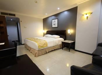 Hotel Banjarmasin Banjarmasin - Kamar Deluxe Tanpa Sarapan Regular Plan