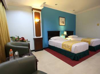 Hotel Banjarmasin Banjarmasin - Kamar Superior Single Tanpa Sarapan Regular Plan