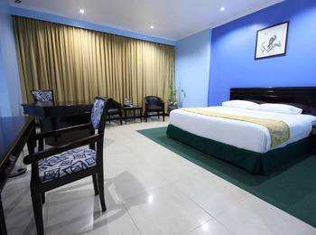 Hotel Banjarmasin Banjarmasin - Kamar Deluxe Single Tanpa Sarapan Regular Plan