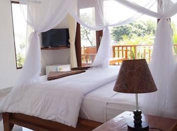 Villa Mangga Beach Bali - Deluxe Ocean View Room Regular Plan
