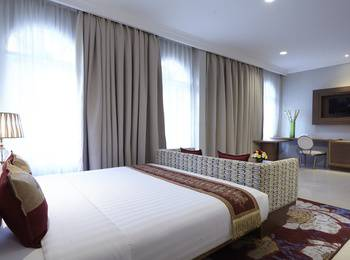 Ramada Suites By Wyndham Solo Solo - Superior Residence Queen Bed Room Only EXTRA ORDINARY