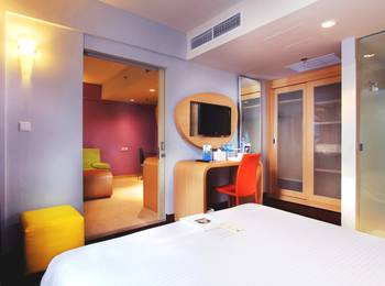 Best Western Kuta Beach  Bali - Junior Suite #WIDIH - Weekend Promotion Pegipegi