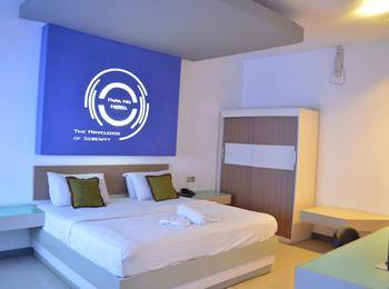 Papa Ho Hotel Bogor - Deluxe Family Regular Plan