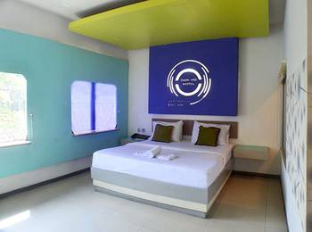 Papa Ho Hotel Bogor - Deluxe Family Room Only Regular Plan