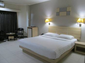 Hotel Merpati Pontianak - Executive Double Room (Lt. 1) Regular Plan