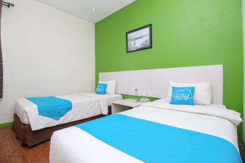 Airy Kemayoran Kran 20 Jakarta Jakarta - Superior Twin Room Only Special Promo 45