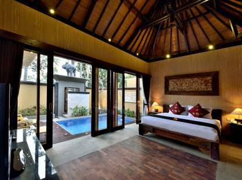 Gino Feruci Villa Ubud Bali - Caldora Villa Room Only Regular Plan