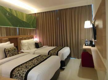 Hotel Zia Agria Bogor Tajur - Joy Twin Room Only Regular Plan