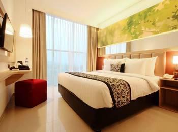 Hotel Zia Agria Bogor Tajur - Joy Double Room Only Regular Plan