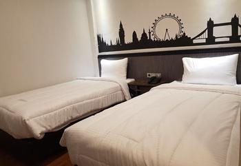 Hotel Sanrina Makassar Makassar - Superior Room Regular Plan