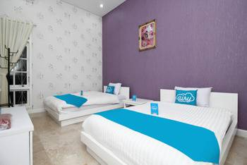 Airy Umbulharjo Babaran 71 Yogyakarta - Standard Twin Room Only Special Promo Jan 5