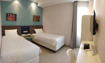 Arrayan Malioboro Syariah Yogyakarta - Superior Twin Room Only Big Deal
