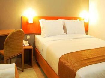 Hotel Nine O Syariah Cikarang by IHM Bekasi - Deluxe Room Regular Plan