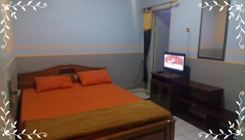 Comfort Room at Kostel Syariah Cimahi (AGS1) Bandung - Standard Room, Pasangan Butuh Bukti Nikah, Max Check In 9 Pm Regular Plan
