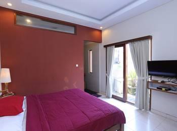 RedDoorz @ Raya Canggu Bali - RedDoorz Room Regular Plan