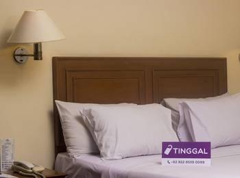 Tinggal Standard Melawai Blok M Jakarta - Standard Room Romantic Stay - 50%