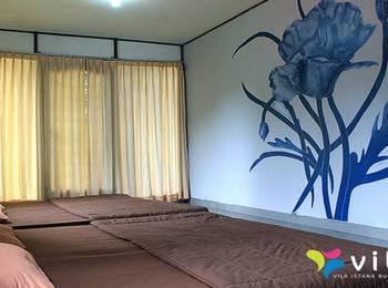 Villa Salfia Istana Bunga Lembang Bandung - 3 Bedroom Villa Regular Plan