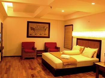 Sienna Inn Banjarmasin - Ebony Junior Suite Room Regular Plan