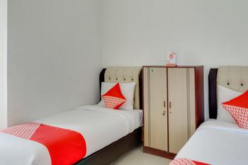 OYO 3015 Galliano Homestay Syariah Bukittinggi - Standard Twin Room Last Minute Deal