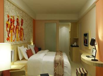 Citadines Kuta Beach Bali - Studio Executive Double Room Only Basic Deal