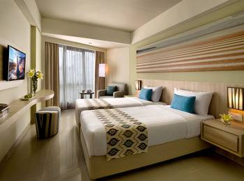 Citadines Kuta Beach Bali - Studio Twin Room Only Basic Deal