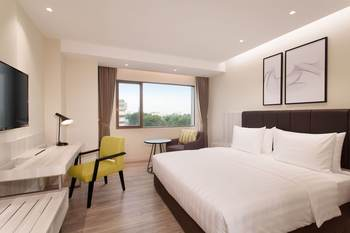 Radisson Medan Medan - Deluxe Room Only Regular Plan