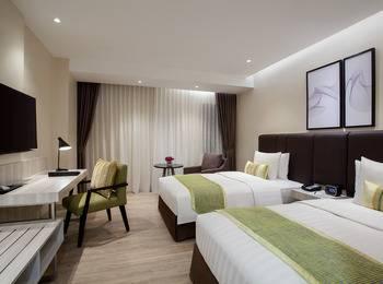 Radisson Medan Medan - Deluxe Room Regular Plan