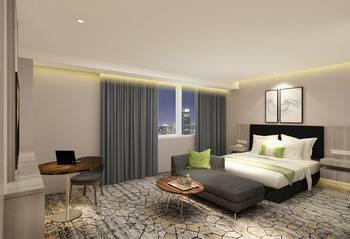 Radisson Medan Medan - Junior Suite Room only Regular Plan