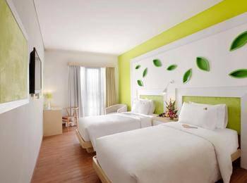 Shakti Hotel Bandung by Zia - Love Room Only Regular Plan
