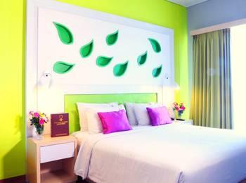 Shakti Hotel Bandung - Joy Double With Breakfast Regular Plan