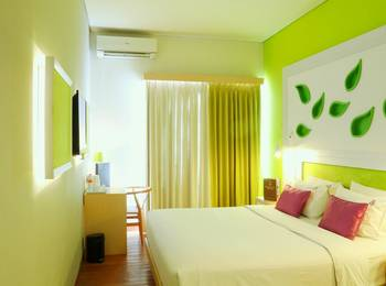 Shakti Hotel Bandung - Joy Double Room Only Regular Plan