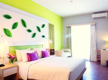 Shakti Hotel Bandung - Sincerity Double Room Only Regular Plan
