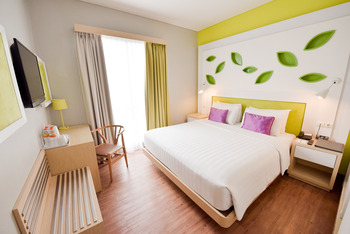 Shakti Hotel Bandung - Family Room With Breakfast Regular Plan