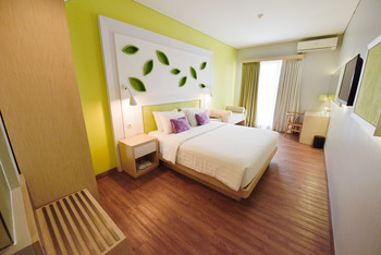 Shakti Hotel Bandung - Superior Deluxe Double With Breakfast Regular Plan