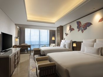 Hotel Tentrem Semarang Semarang - Deluxe Twin Regular Plan