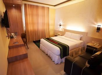 Grand Madani Hotel by Prasanthi Syariah Lombok - Syariah Deluxe Room Regular Plan