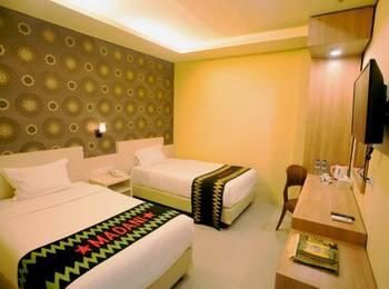 Grand Madani Hotel by Prasanthi Syariah Lombok - Syariah Superior Room Regular Plan