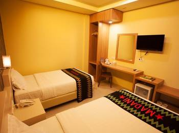 Grand Madani Hotel by Prasanthi Syariah Lombok - Syariah Superior Room Only Regular Plan
