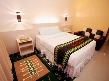 Grand Madani Hotel by Prasanthi Syariah Lombok - Deluxe Room Regular Plan