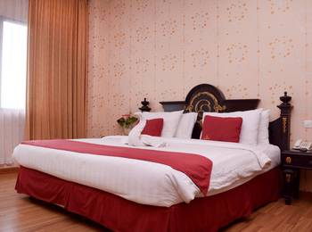 Quds Royal Hotel Surabaya - Superior Room Regular Plan