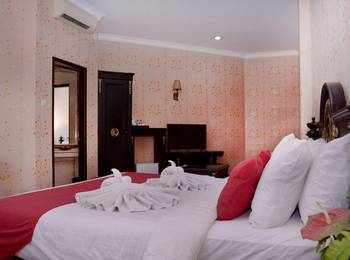 Quds Royal Hotel Surabaya - Deluxe Free Cancellation Regular Plan
