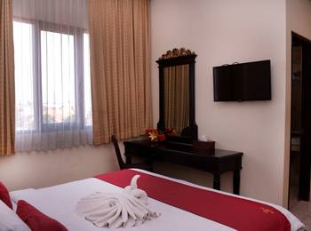 Quds Royal Hotel Surabaya - Junior Suite Regular Plan