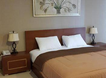 Pondok Citra Grogol - 3 Bedroom + 1 Working Room with 1 Sofa Bed Room Only Minimum Stay 9 Night